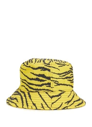 Kenzo Şapka Sarı